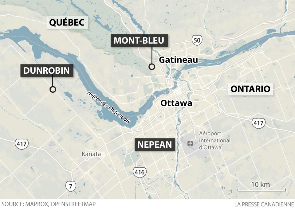 Tornade à Gatineau et Ottawa »/> </div>   <div id=